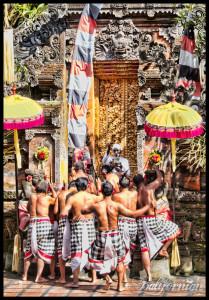 Balinese Hindu High Priest