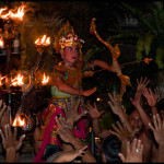The Kecak Dance