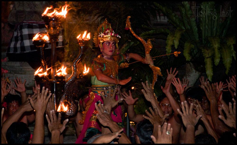 Seeking the Sacred and Spiritual in Bali