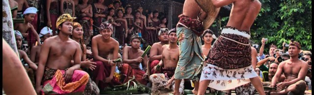 The Bali Aga Human Blood Sacrifice Ritual
