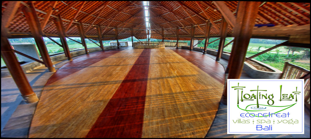 The Sanctuary Yoga Hall