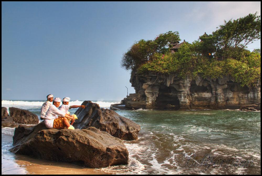 Bali Tanah Lot surf spa