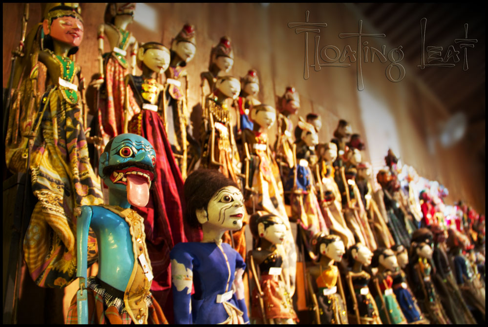 Setia Darma Mask and Puppet Museum