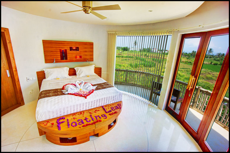 six villa bedrooms