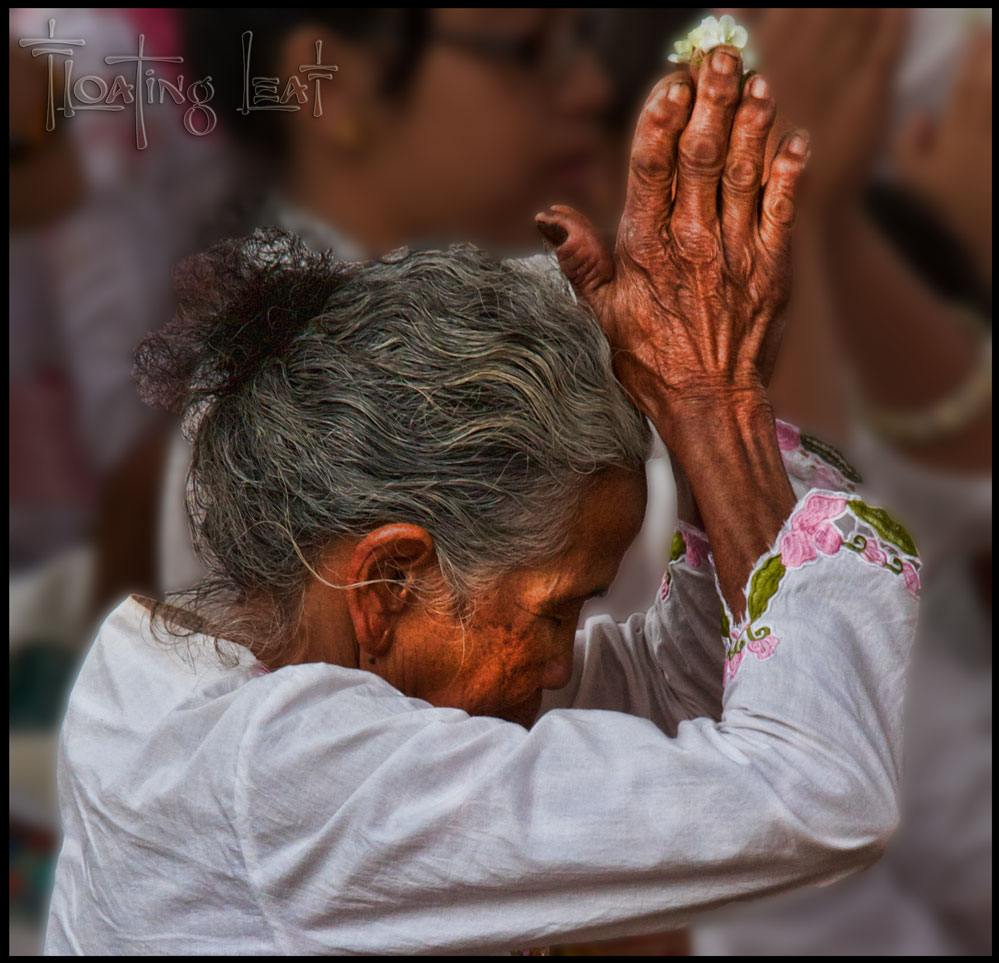 bali photo of the day balinese hindu offers her prayers