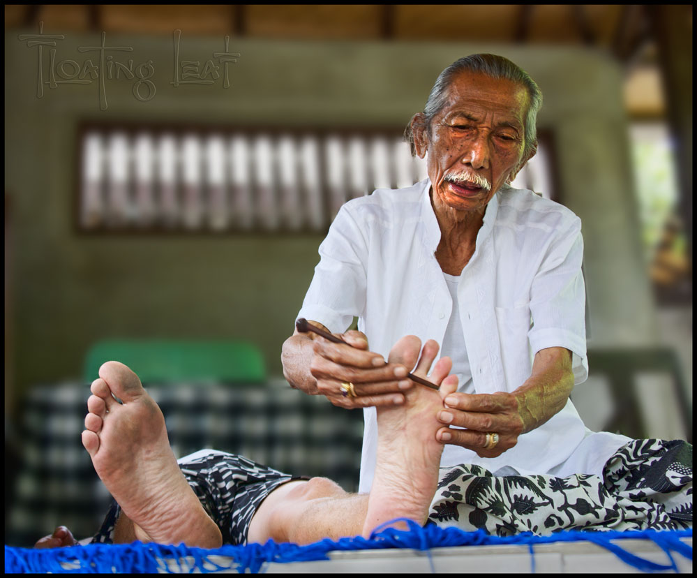 Bali healing and wellness