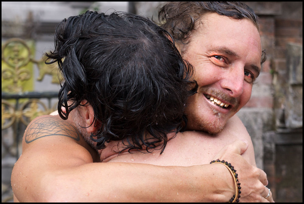 Balians and healing