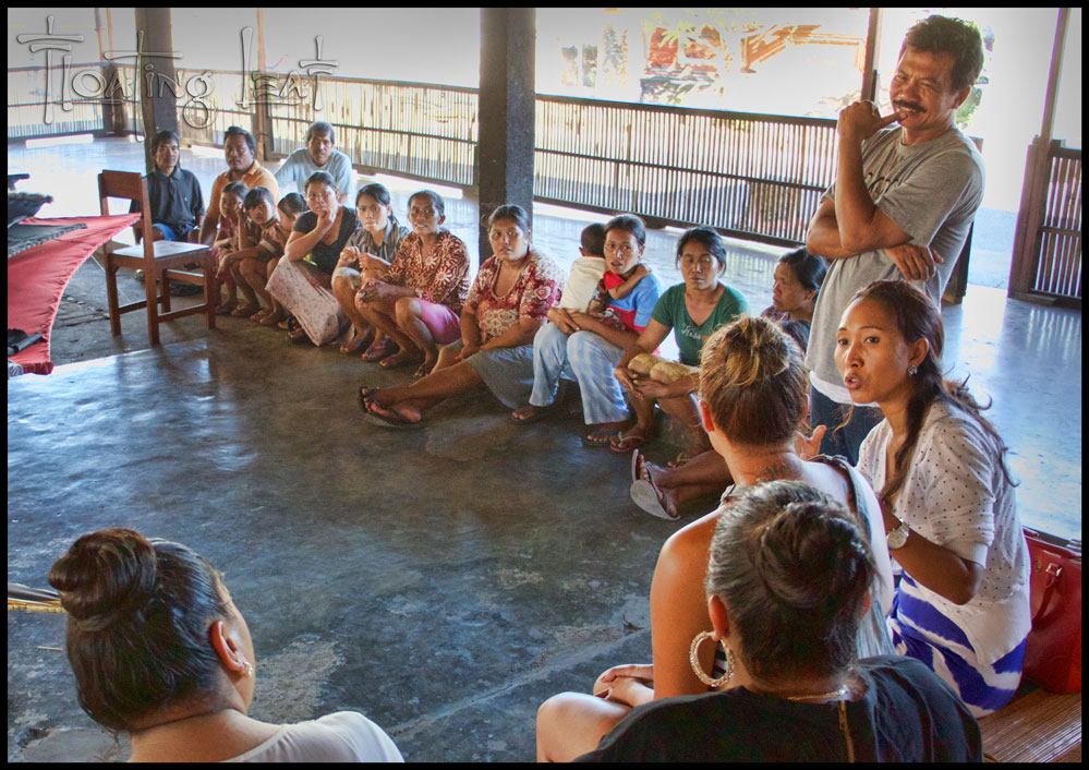 Bali community outreach programs and charity work