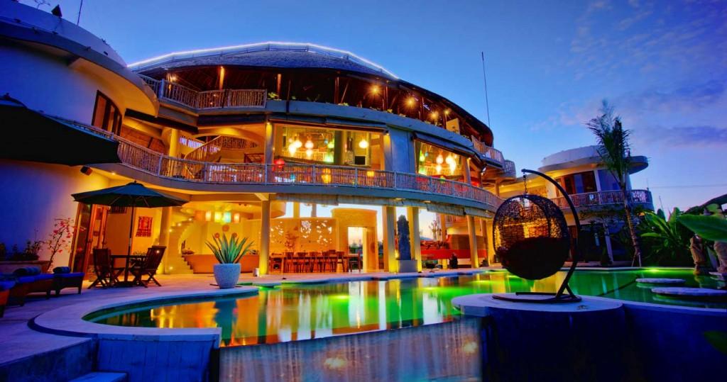 Bali Accommodations & Pool