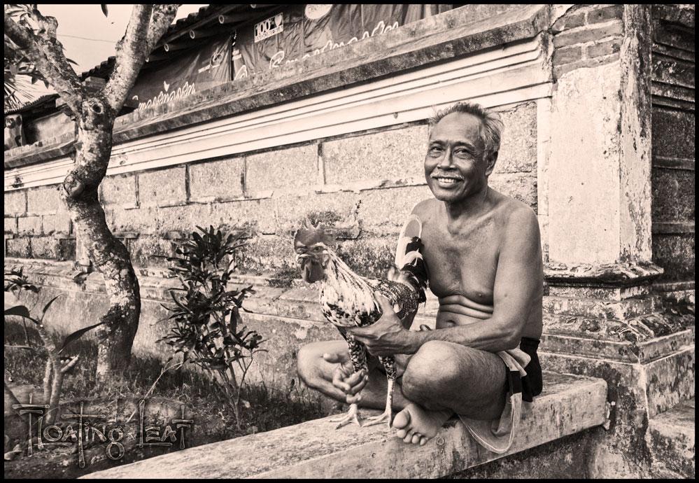 Bali Yoga Retreat village tour