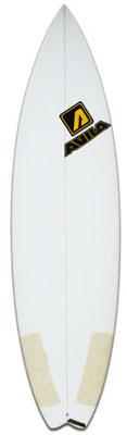 Eco-friendly surfboard