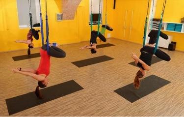 Bali arial yoga