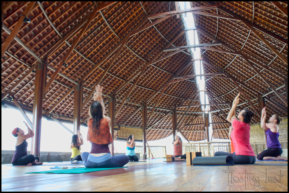 Bali Yoga center