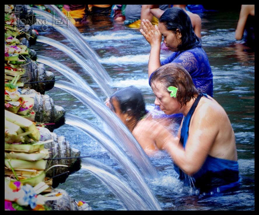 sacred site for the Balinese,