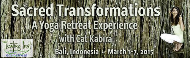 sacred transformation