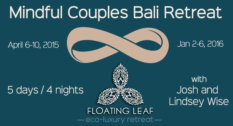 Bali couples retreat
