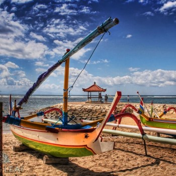 NEARBY SANUR BEACH
