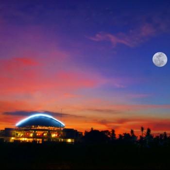 Bali Moon