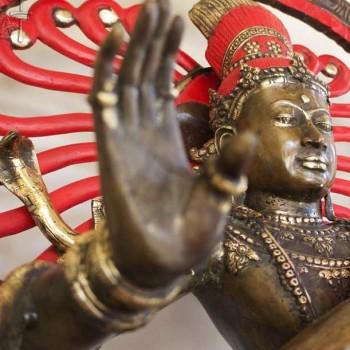 Shopping- Shiva- Bronze artwork in Bali