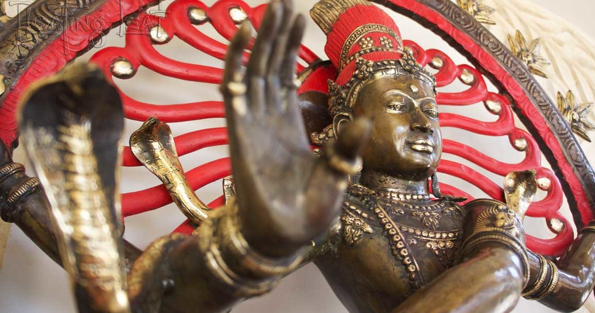 Shopping- Shiva- Bronze artwork in Bali
