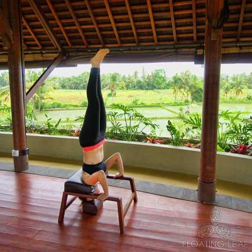 Bali Yoga Retreats Floating Leaf Eco Luxury Retreat
