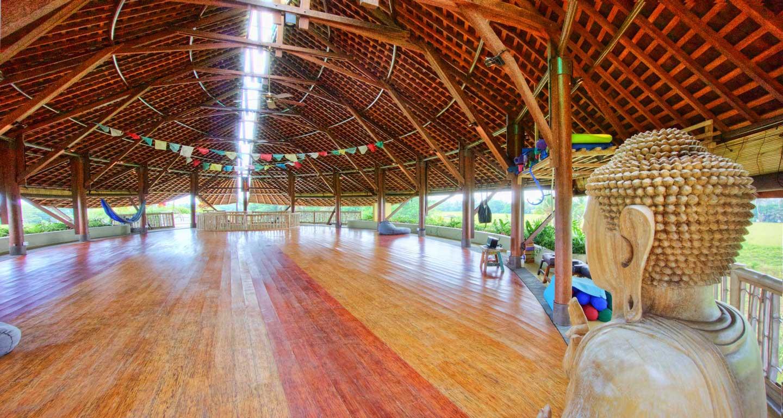 Bali's best yoga center