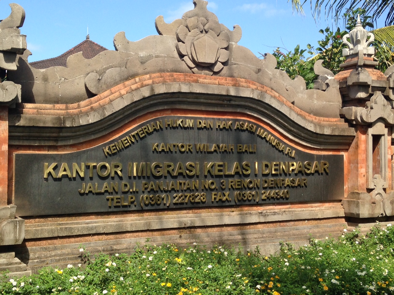 How To Extend Your 30 Day Visa On Arrival In Bali Step By