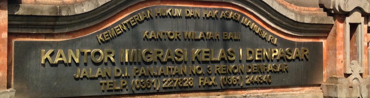 Extending Your Visa in Bali