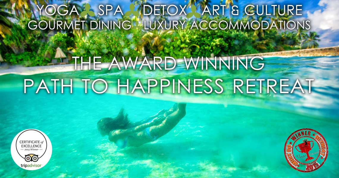 Path to Happiness Bali Retreat