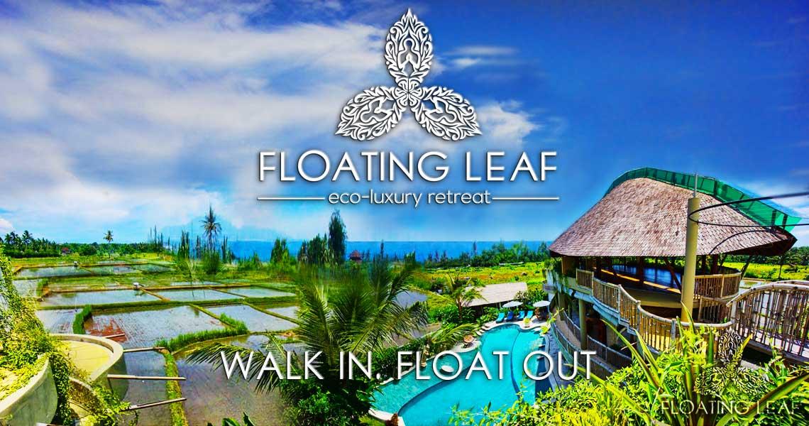 Bali Floating Leaf Luxury Retreat
