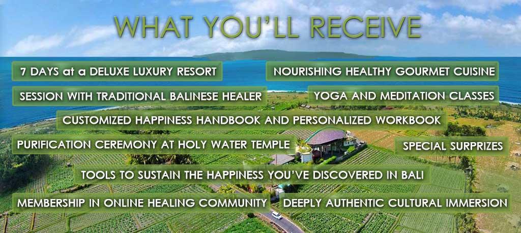 retreat benefits