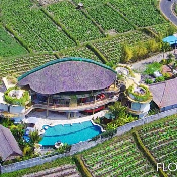 Floating Leaf Eco-Luxury Retreat and Sukawati Village, Bali