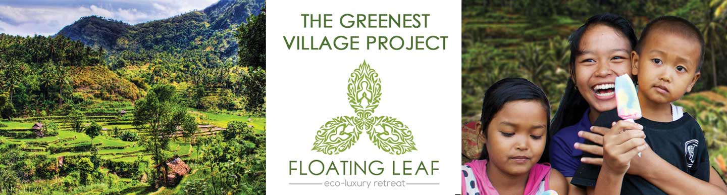 THE GREENEST VILLAGE PROJECT
