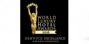 Luxury Hotel Award Winner