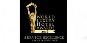 Luxury Hotel Award Winner