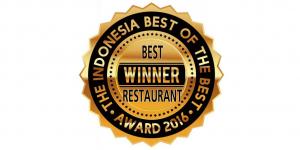 Best restaurant Bali