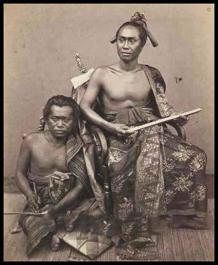 Our Family And Bali's Royal Family Of Karangasem
