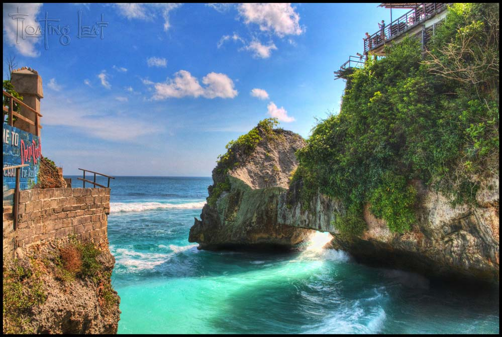 How To Surf Bali Uluwatu An Illustrated Guide Photos Bali Floating Leaf