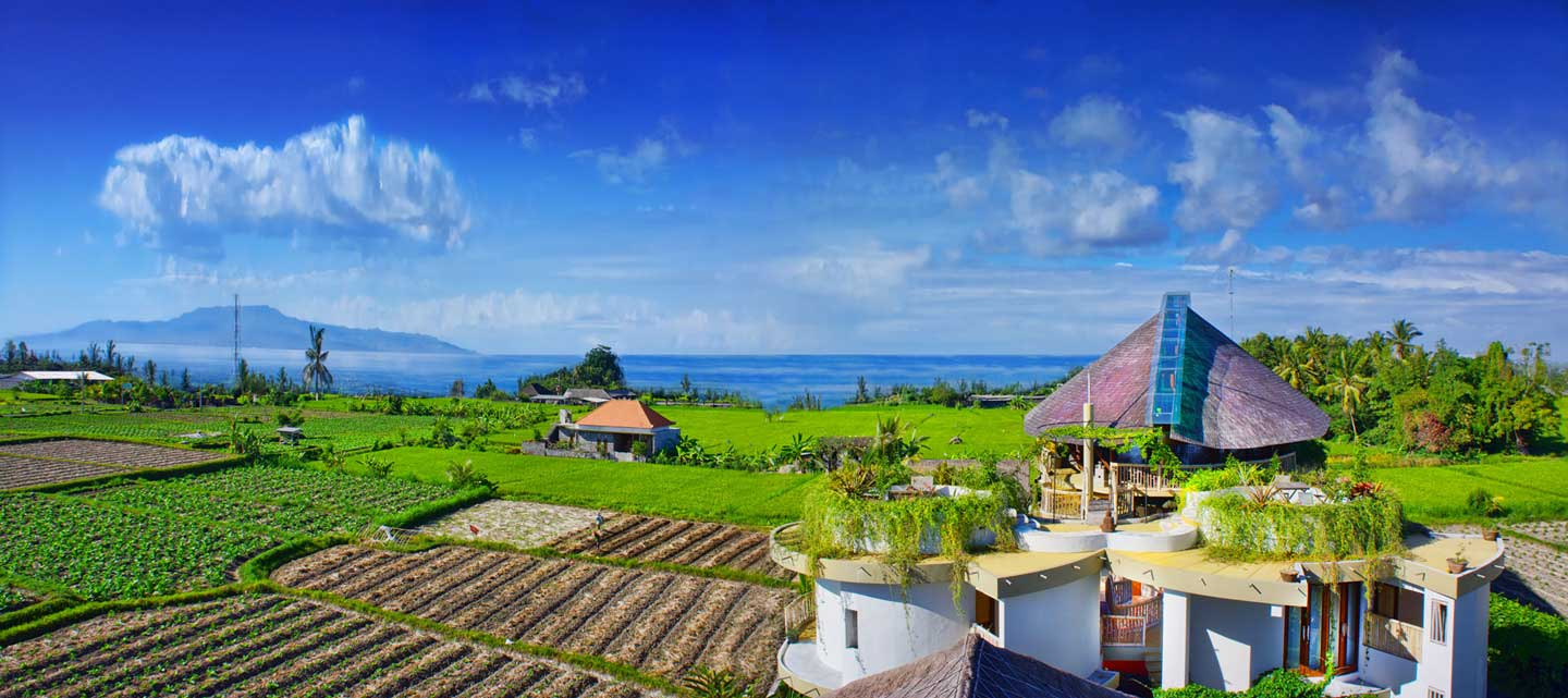 Bali Yoga Retreats - Spa, Wellness | Floating Leaf