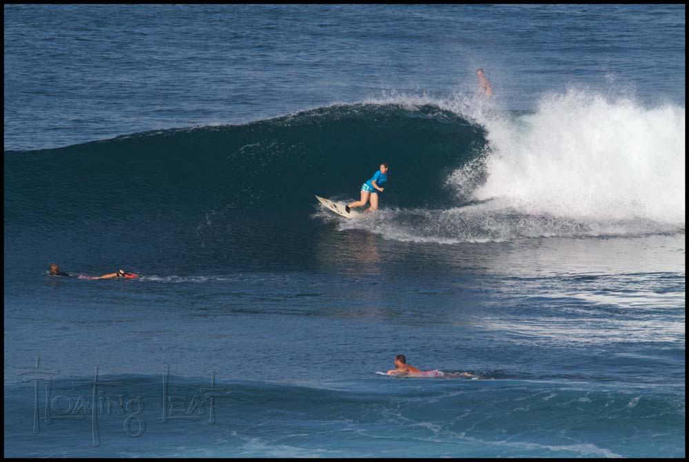 Surfing Bali Keramas The Oakley Pro Bali Bali Floating Leaf